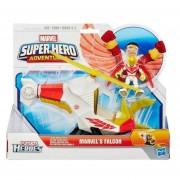 Playskool Heroes Vehículo Con Figura