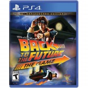 Back To The Future:The Game-30Th Anniversary PlayStation 4