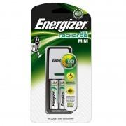 Energizer Mini chargeur de piles Energizer 2 HR03 (AAA) 700mAh avec 2 piles incluses - Pile Energizer