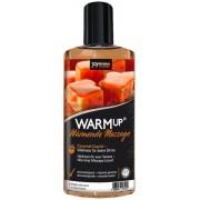 Melegítő hatású masszázsgél - karamella (150ml)