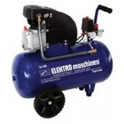 Piestový kompresor ELEKTROmaschinen E241/8/50 230V