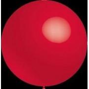 ballonnenparade Mega grote rode ballonnen 90 cm