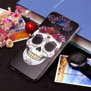Skull Pattern Soft TPU Funda Protectora Para Huawei Mate 20 Lite