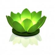 SkyLantern® Original Nymphea LED Vert