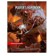 Wizards of the Coast Dungeons & Dragons RPG Player's Handbook english