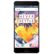 "Telefon mobil OnePlus 3T A3003, Procesor Quad-core 2.35GHz / 1.6GHz, Optic AMOLED Touchscreen Capacitiv 5.5"", 6GB RAM, 64GB Flash, 16MP, Wi-Fi, 4G, Dual Sim, Android (Negru) + Cartela SIM Orange PrePay, 6 euro credit, 4 GB internet 4G, 2,000 minute nation"