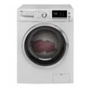 Lavasecadora Teka TKD1610WD, Blanco, lavado 10 kg, secado 7 kg, 1600 rpm, A