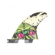 Gorilla Surf II Hell Yeah Pc M Tri-Quad Finne Set