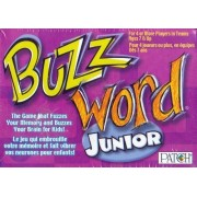 Buzz Word Junior - The Game that Fuzzes your Memory and Buzzes your Brain for Kids