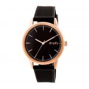 Simplify The 5200 Strap Watch - Rose Gold/Black SIM5204