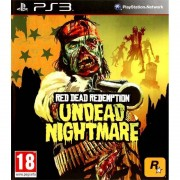 Joc consola Rockstar Red Dead Redemption Undead Nightmare PS3