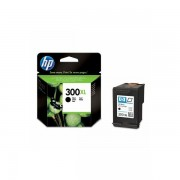 HP 300XL Black Ink Cartridge, CC641EEUUS CC641EE#UUS