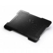 "Охлаждаща поставка за лаптоп X-LITE II USB Hub version, за лаптопи до 15.6"" (39.62 cm), черна"