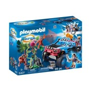 Playmobil Super 4 Alex Si Rock Brock (9407)