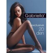 Gabriella - Elegant sheer tights Exclusive, 20 DEN