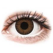 TopVue Color - Brown (Кафяви ) - дневни без диоптър (10 лещи)