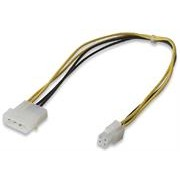 Manhattan P4 Adapter Cable - 5.25 Male to P4, 8