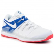 Pantofi NIKE - Air Zoom Vapor X Cly AA8021 103 White/White Game Royal