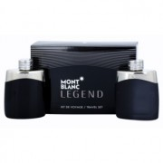 Montblanc Legend lote de regalo IX. eau de toilette 100 ml + loción after shave 100 ml
