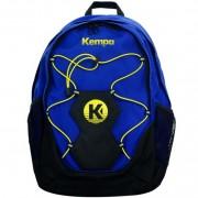 Kempa Rucksack K-LINE - deep blau/schwarz/limonengelb
