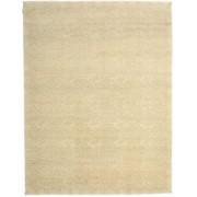 Handgeknüpft. Ursprung: India Himalaya Bambus Seide Teppich 284X370 Gelb/Dunkel Beige/Beige Großer ( Indien)