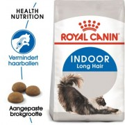 4kg Indoor Long Hair Royal Canin Kattenvoer