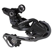 Shimano Deore RD-M610 GS fekete