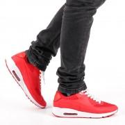 Timothy piros férfi sportcipő