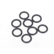 Schumacher U4611 Mi5evo Wishbone pivot ball retainer O rings (8)