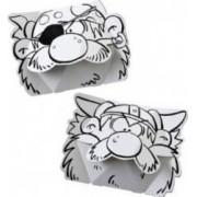 Jucarie educativa Calafant Animated Masks - Pirate and Viking