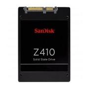 SSD SanDisk Z410, 480GB, SATA III, 2.5'', 7mm