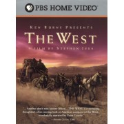 Ken Burns Presents: The West [5 Discs] [DVD]