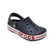 Crocs Bayaband Klompen Kinder Navy 22