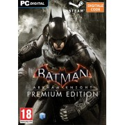 Batman Arkham Knight Premium Edition PC Steam Download CDKey