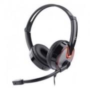TRACER Słuchawki z mikrofonem Tracer Octopus TRS-790M czarne