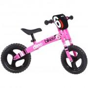 Dino Bikes Balance Bike Runner Fuchsia DINO356001