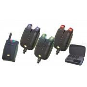 Carp Academy Sensor WDX avertizor electronic set 3+1 (6305-003)