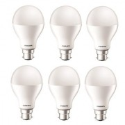 Philips Stellar Bright 17W LED Bulb 6500K (Cool Day Light) - Pack of 6