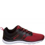 Brütting Sneakers Skill - Röd & Svart