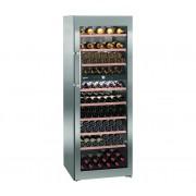 Wijnklimaatkast RVS | 155 Flessen | Liebherr | 593 Liter | WTpes 5972 | 70x74x(h)192cm