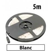 Lunartec Bande à LED 5 mètres pour l'extérieur - blanc