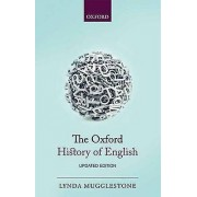 The Oxford History of English by Lynda Mugglestone
