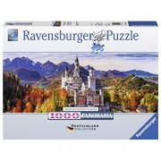 Puzzle Castel Neuschwanstein, 1000 piese