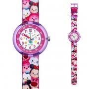 Orologio flikflak zflnp026 bambina disney tsum tsum