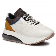 Сникърси BRONX - 66276-HA BX 1619 Off White/D.Grey/Ochre 3136