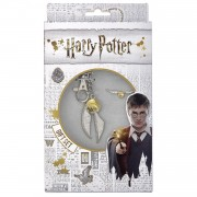 Set Harry Potter Breloc Harry Potter Golden Snitch + Brosa Harry Potter Golden Snitch