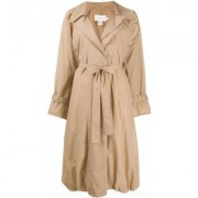 Low Classic Trench con cintura
