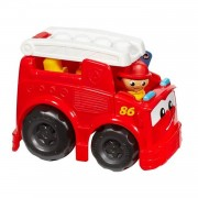 Fisher-Price Mega Bloks First Builders jongens 7-delig rood