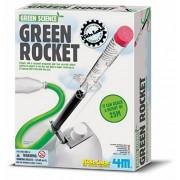 4M Kidz Labs Green Science Green Rocket