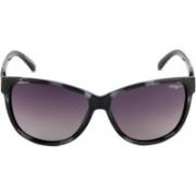 Image Cat-eye Sunglasses(Brown)